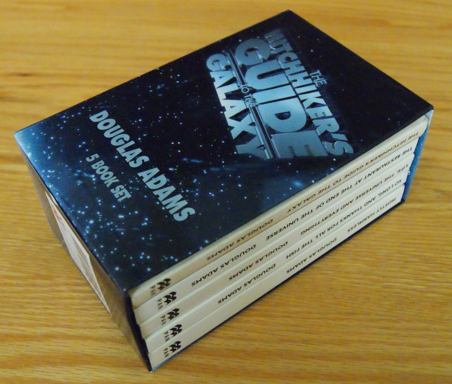 douglas adams hitchhiker's guide to the galaxy ebook
