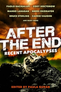 After the End edited by Paula Guran