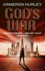 The new UK edition of God's War