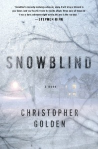 Snowblind Christopher Golden