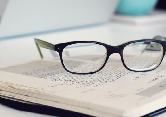 Glasses Journal